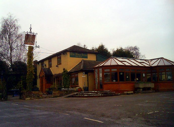 The Alma Arms Navestock Essex Pub Review 690x504 - The Alma Arms, Navestock, Essex - Pub Review