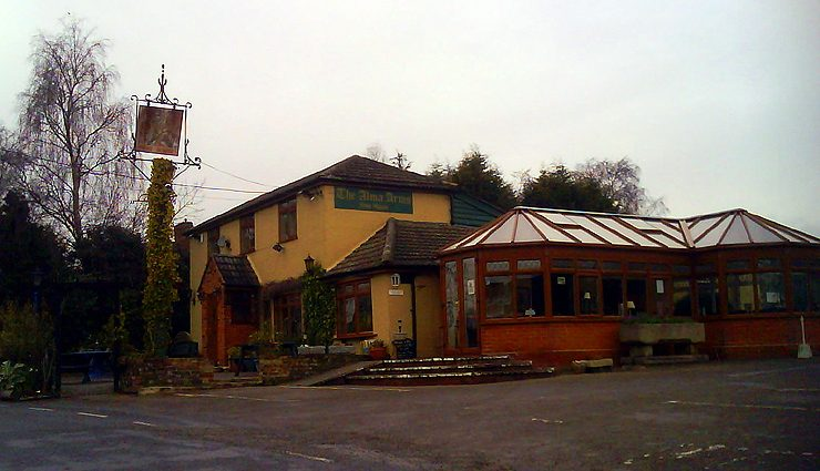 The Alma Arms Navestock Essex Pub Review 740x425 - The Alma Arms, Navestock, Essex - Pub Review