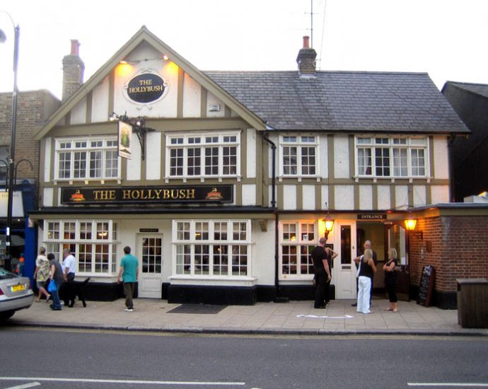 The Hollybush Loughton Essex Pub Review 690x550 - The Hollybush, Loughton, Essex - Pub Review