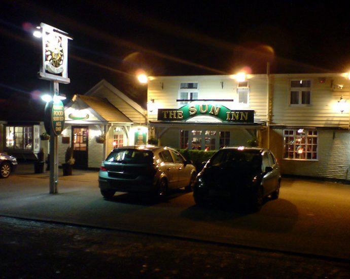 The Sun Inn Waltham Abbey Essex Pub Review 690x550 - The Sun Inn, Waltham Abbey, Essex - Pub Review