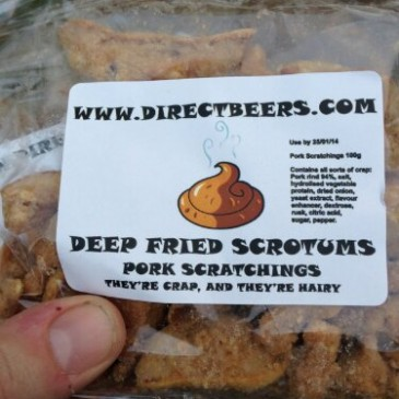 Deep Fried Scrotums