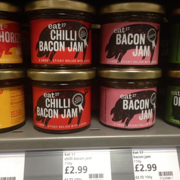 Bacon Jam / Chilli Bacon Jam – From Waitrose