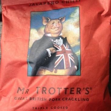 Mr Trotters Jalapeno Chilli Pork Scratchings