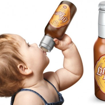 Beer for babies?