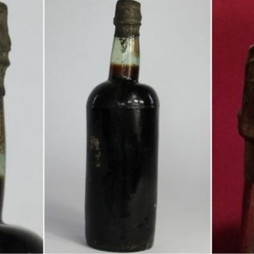 Bottle of 140-year-old Arctic Ale beer auctioned