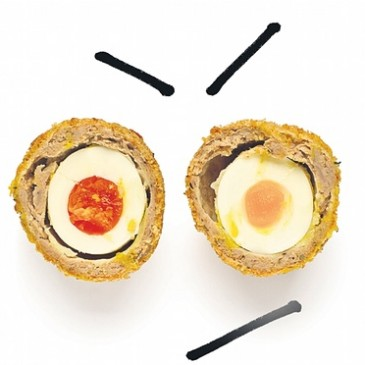 Shop-bought scotch eggs: the best and worst – taste test #scotcheggs