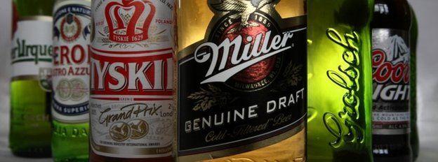 Beer giants AB InBev and SABMiller in merger talks