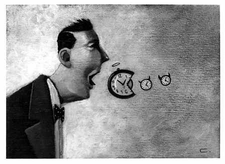 Clock Muncher
