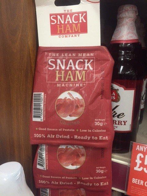 IMG 3564 e1444159508278 1 - snack ham! #snack #ham