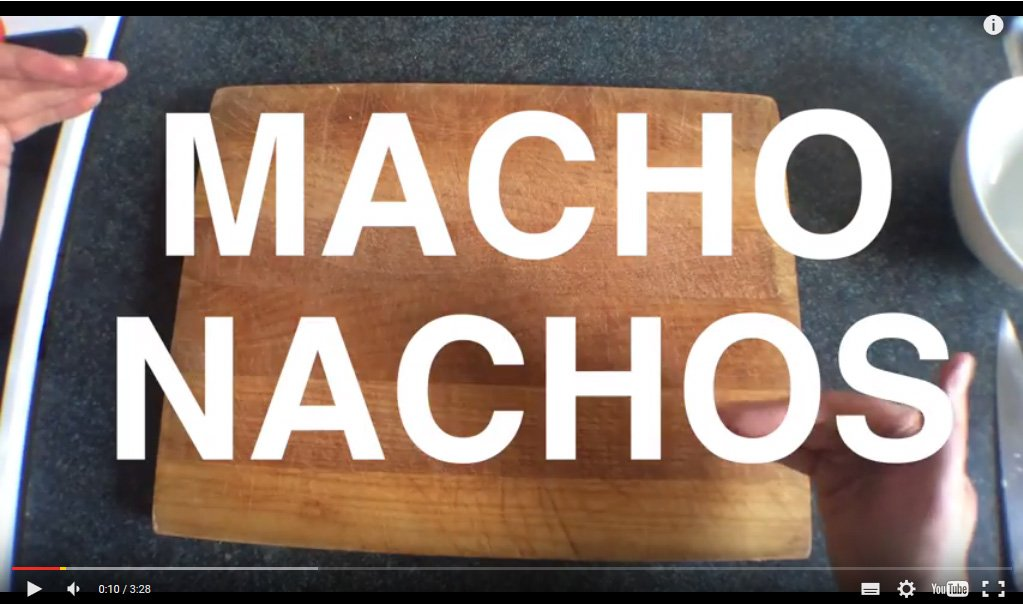 macho nachos 1 - Macho Nachos - You Suck at Cooking