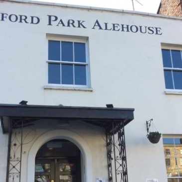 Camra pub of the year is Sandford Park Alehouse in Cheltenham