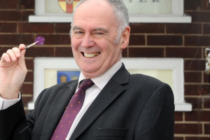 image 1 - Sid Waddell: Working class wordsmith and oracle of darts