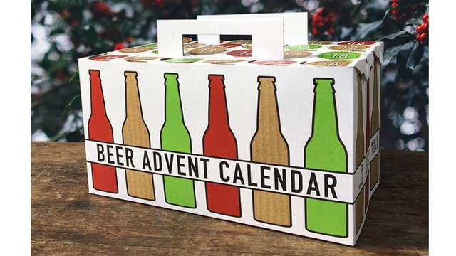 Beer Advent Calendar – The Beer Lover's Holiday Tradition by The Thirst Amendment