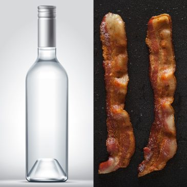 Oklahoman Arrested for Serving Bacon-Infused Vodka in Bar