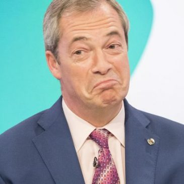 Nigel Farage votes 'pork scratching over biscuits any day'