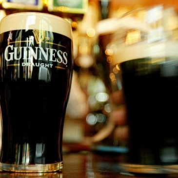 A pint of Guinness a day keeps hearing loss away