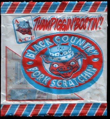 Ace Scratchings ThampigginBostin Pork Scratchings Review - Ace Scratchings, Thampiggin 'Bostin' Pork Scratchings Review