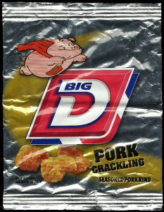 Big D Pork Crackling Review 233x300 - Pork Scratching Bags