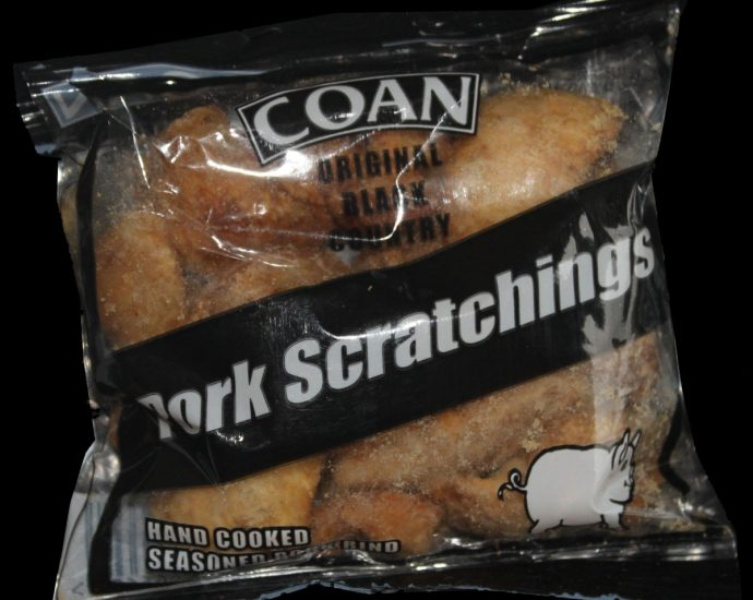 COAN Original Black Country Pork Scratchings Review 690x550 - The 1st Guest Review has been added!