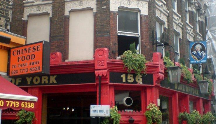 Duke of York Clerkenwell London Pub Review 740x425 - Duke of York, Clerkenwell, London - Pub Review