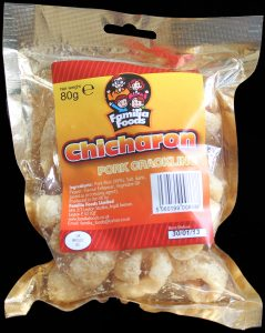 Familia Foods Chicarones Pork Crackling Review 239x300 - Pork Scratching Bags