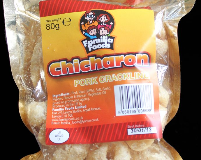 Familia Foods Chicarones Pork Crackling Review 690x550 - Familia Foods, Chicarones Pork Crackling Review