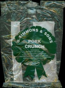 G. Simmons Sons Pork Crunch Review 223x300 - Pork Scratching Bags