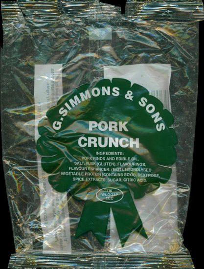 G. Simmons Sons Pork Crunch Review 417x550 - G. Simmons & Sons, Pork Crunch Review