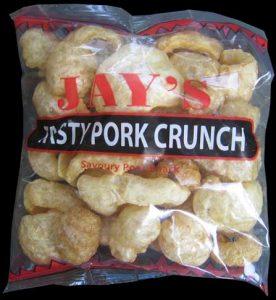 Jays Tasty Pork Crunch Review 276x300 - Pork Scratching Bags