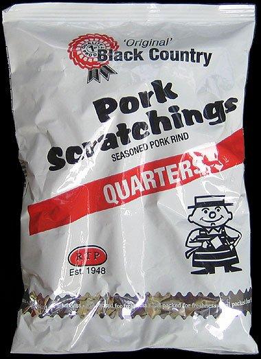 RTP Black Country Original Pork Scratchings Review - RTP, Black Country Original Pork Scratchings Review