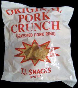 T.J. Original Pork Crunch Review 266x300 - Pork Scratching Bags