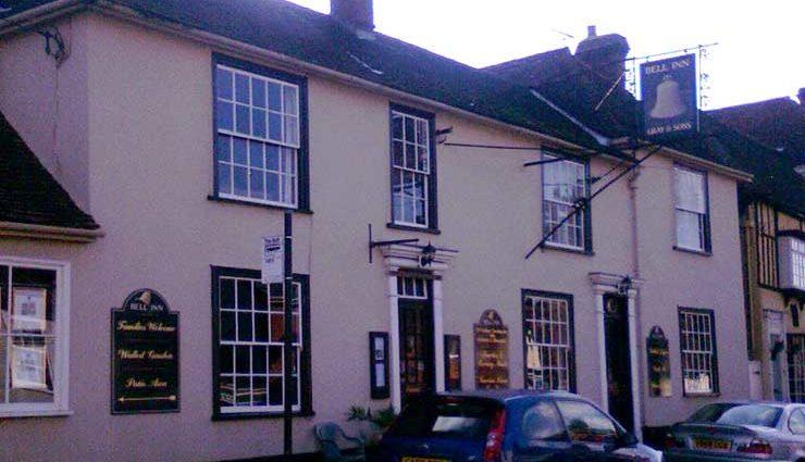The Bell Inn Castle Hedingham Essex Pub Review 740x425 - The Bell Inn, Castle Hedingham, Essex - Pub Review