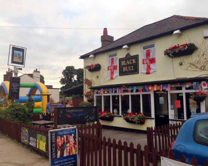 The Black Bull Chelmsford Essex Pub Review 690x550 - The Black Bull, Chelmsford, Essex - Pub Review