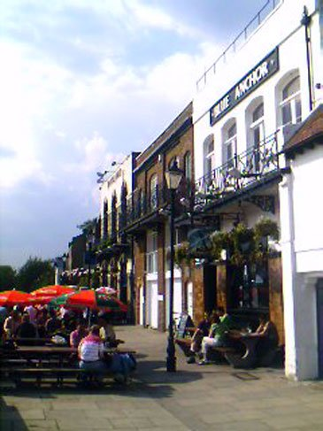 The Blue Anchor Hammersmith London Pub Review - The Blue Anchor, Hammersmith, London - Pub Review