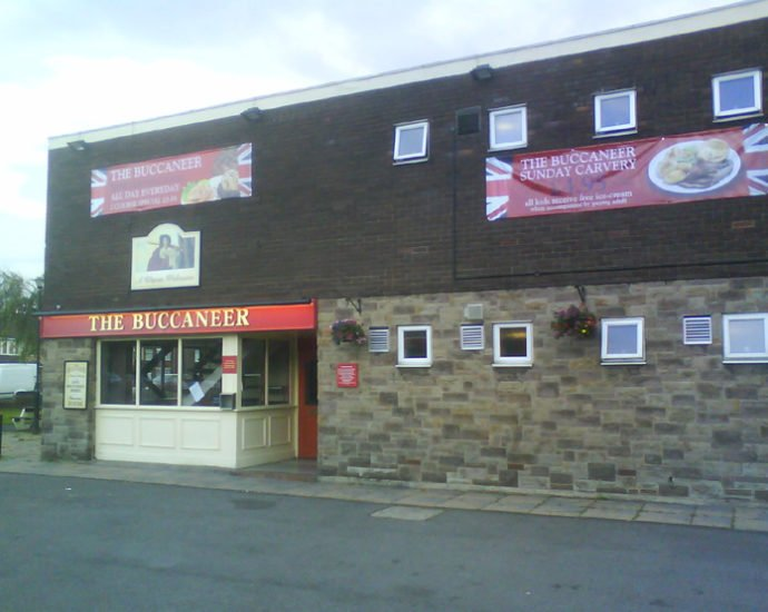The Buccaneer Middlesbrough North Yorkshire Pub Review2 690x550 - The Buccaneer, Middlesbrough, North Yorkshire - Pub Review
