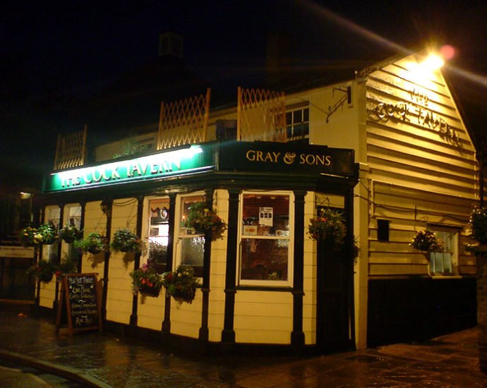 The Cock Tavern Ongar Essex Pub Review 690x550 - The Cock Tavern, Ongar, Essex - Pub Review