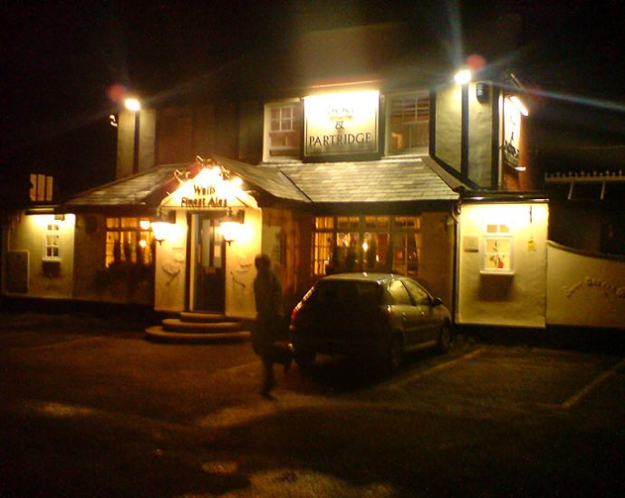 The Dog and Partridge Kelevedon Hatch Essex Pub Review 690x550 - The Dog and Partridge, Kelvedon Hatch, Essex - Pub Review