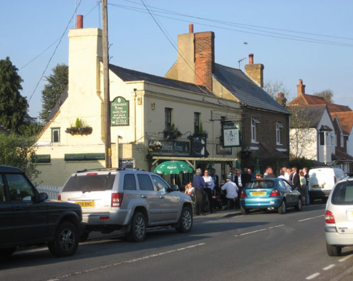 The Forresters High Ongar Essex Pub Review 690x550 - The Forresters, High Ongar, Essex - Pub Review