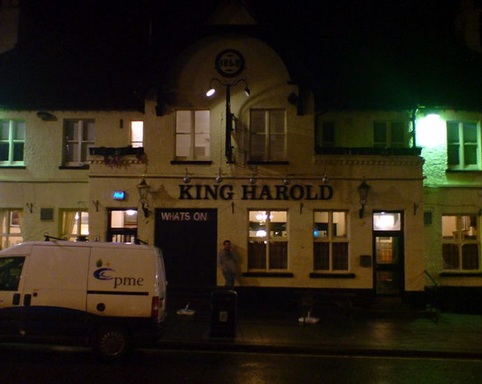 The King Harold Harold Wood Essex Pub Review 690x550 - The King Harold, Harold Wood, Essex - Pub Review