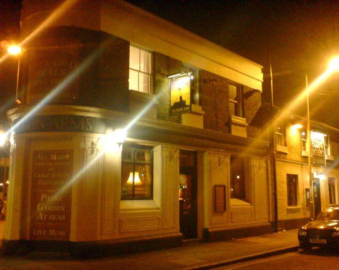 The Pelton Arms Greenwich London Pub Review 690x550 - The Pelton Arms, Greenwich, London - Pub Review