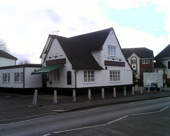 The Rising Sun Brentwood Essex Pub Review 690x550 - The Rising Sun, Brentwood, Essex - Pub Review