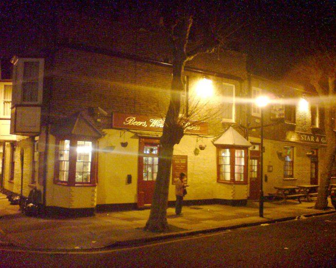 The Star and Garter Greenwich London Pub Review 690x550 - The Star and Garter, Greenwich, London - Pub Review