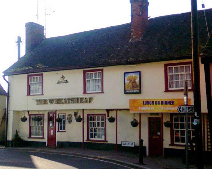 The Wheatsheaf Castle Hedingham Essex Pub Review 690x550 - The Wheatsheaf, Castle Hedingham, Essex - Pub Review