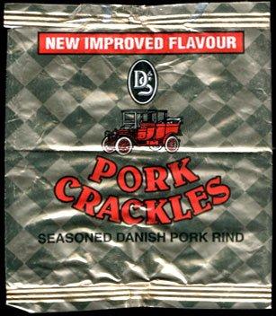 D S Pork Crackles Review - D & S, Pork Crackles Review