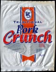 D S Traditional Pork Crunch Review 235x300 - Pork Scratching Bags