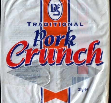 D S Traditional Pork Crunch Review 460x425 - D & S, Traditional Pork Crunch Review