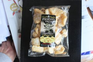 Dr Burnoriums Extraordinary Psycho Crunch Review 300x200 - Pork Scratching Bags