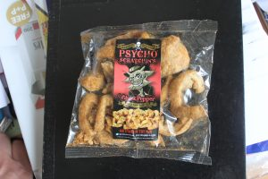 Dr Burnoriums Extraordinary Psycho Scratchings Review 300x200 - Pork Scratching Bags