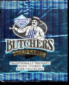Freshers Foods Butchers Gold Label Pork Crackling Review 243x300 - Pork Scratching Bags