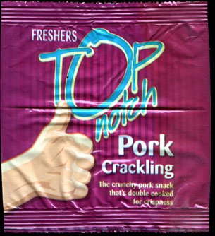 Freshers Top Notch Pork Crackling Review - Freshers, Top Notch Pork Crackling Review